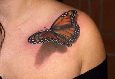Татуировки 3D