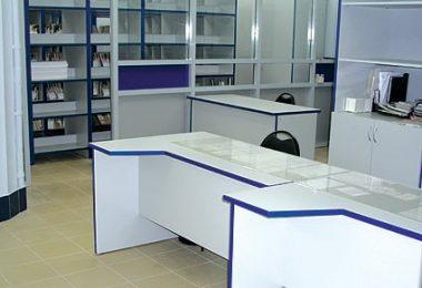 Мебель для медицинских центров
